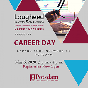 Career Day Flyer Image