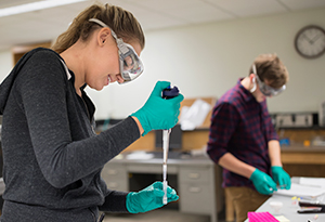 Chemistry Lab Image
