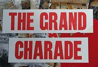 Grand Charade Art Poster 2018