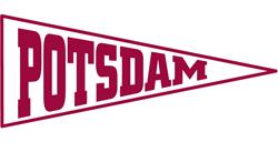 Red Potsdam Banner