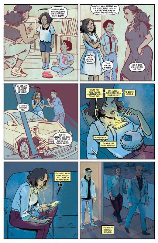 submerged comic