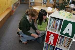 Literacy Student Photo