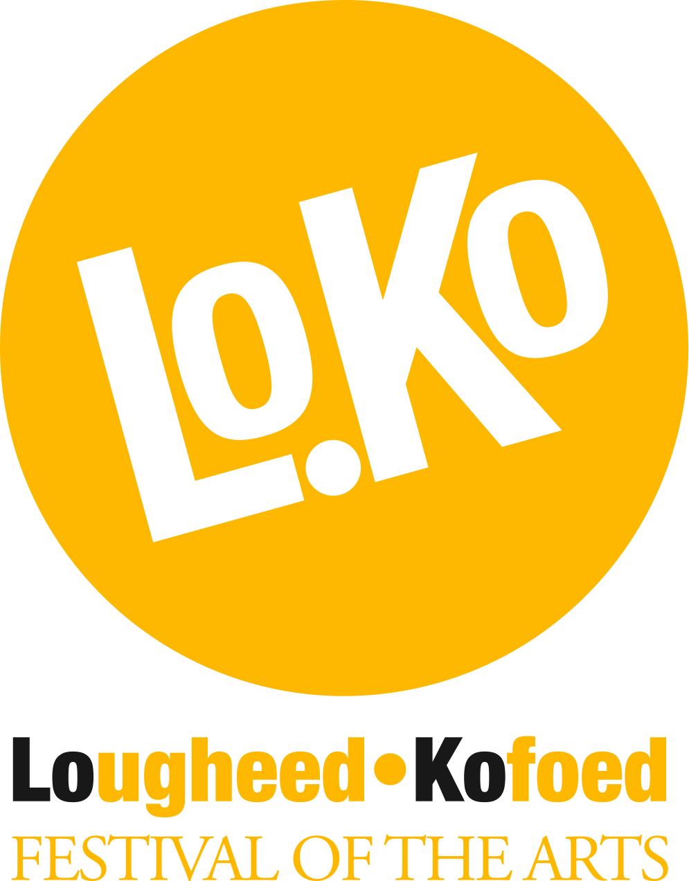 Yellow LoKo Logo