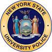 New York State University Police Logo