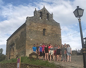 Camino de Santiago Trip Photo