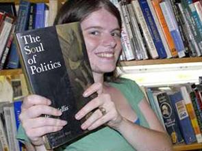 Politics Student Photo