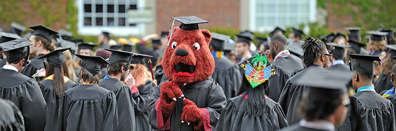 Commencement 2017 Photo