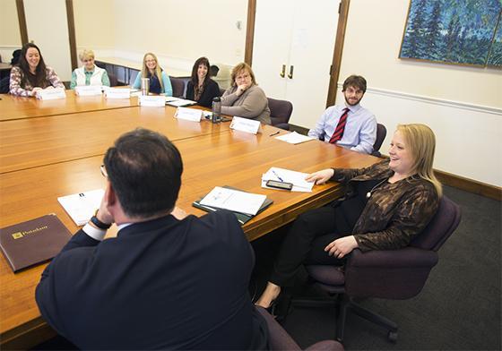 Assemblywoman Jenne talks teacher shortage issues with SUNY Potsdam