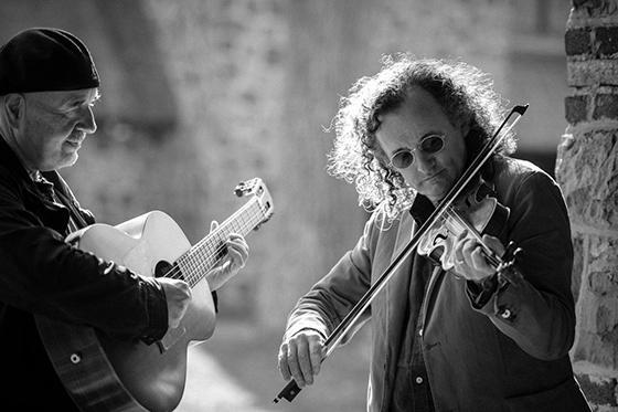 CPS Season Kicks Off with Irish Traditional Music of Martin